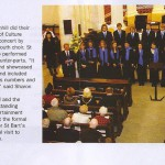 """Viva Voce"" - Catholic Pictorial, 6/2008, Rainhill, England"
