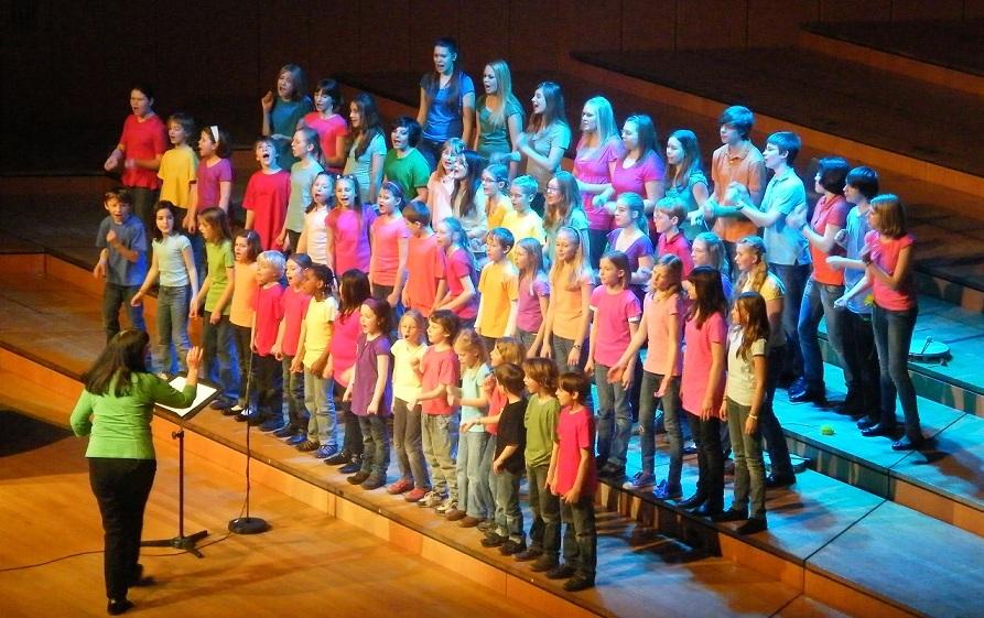 Viva Vocina in der Philharmonie